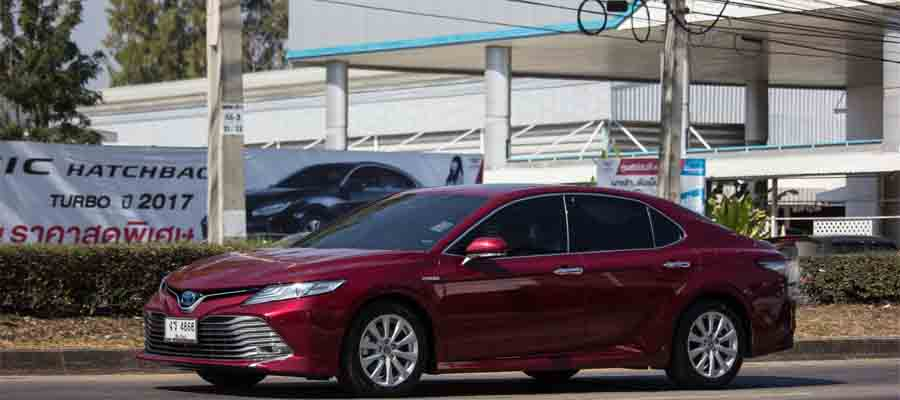 Toyota Camry 2020 Review